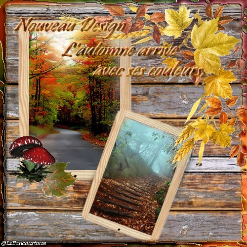 Voiçi l\'automne