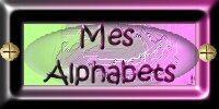 Mes Alphabets